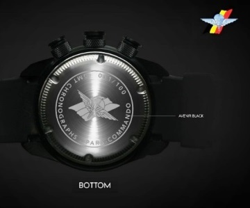 montre paco bottom