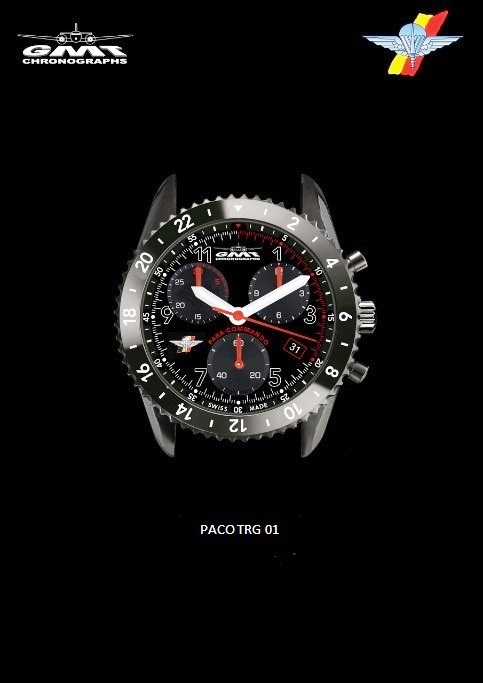 montre paco trg
